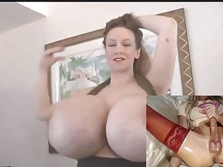 Chelsea shemale The best of both worlds, shemale and chelsea charms tits