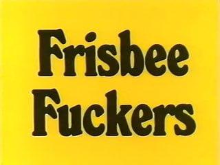 Vintage frisbee wham o Frisbee fuckers