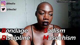 WHY BDSM IS WRONG BDSM BASICS FEMDOM LADY LATTE