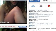 Amazing teen girl on cam2cam chat