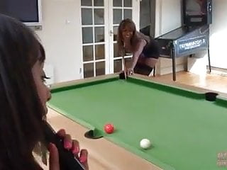 Sexy lesbian pool Hot lesbian pool sesh as loser gets to eat tight wet pussy