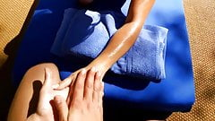 Google Glass - Massage - Male POV