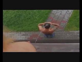 Piss sex contacts - Best scenes - uromania 14 - outdoor piss sex