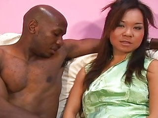 Asian heels pics - Cute asian gets plowed by mandingo