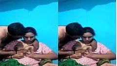 face fuck Sexy MAllu Bhabhi Boob Sucking By Hubby perfect ass