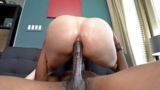 Frustrated Housewife Kenzie Taylor Calms Down After Anal Sex