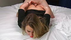Painal - Unboxing Teen's Tight Asshole - Anal Creampie