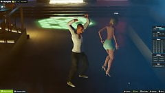 3d Animation , Animated 3d , Hot Guy Dancing Bisexual Guy