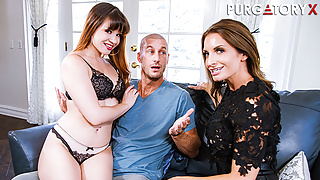 PURGATORYX – The Therapist Vol 2 Part 3 with Silvia and Alison
