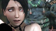 Momiji - Demon Hunter (SFM)