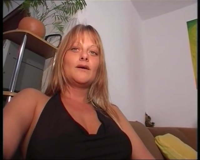 Blonde German Mature Amateur