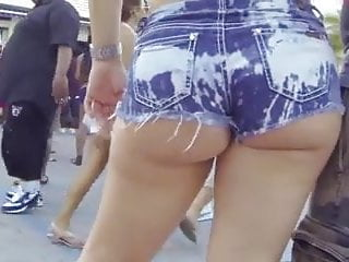 Jeans low sexy - Big sexy ass jean shorts 1 hd 2015