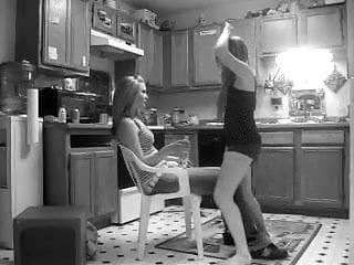 Lesbian lap dancing images Lap dance