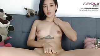 Korean Asian BJ Wet Pussy wet Uncensored