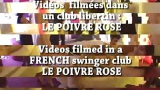 French Swingers Club  LE POIVRE ROSE ! part 2