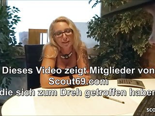 Mature females and black guys sex German female milf teacher teach horny young guy to fuck