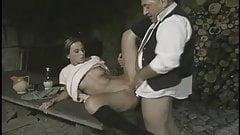 Young Simone Farmhouse Fuck