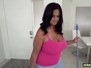 Man giving a dog a blowjob Fuck cleaning service girl giving him money