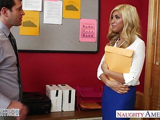 Jolie intimates lingerie - Busty blonde gemma jolie gets nailed in the office