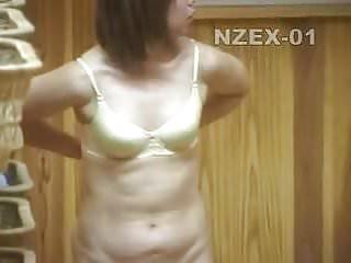 Dressing room camera pussy - Voyeur -jap public bath - dressing room