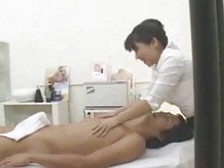 Happy Ending Massage Blowjob