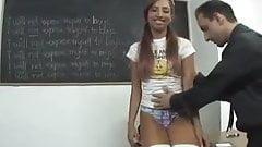 Teacher fuck teen
