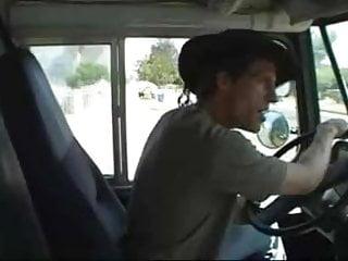 Blondes college pussy - School bus girls 1 scene 1b