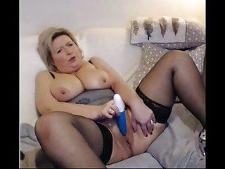 Big mauture tits Mauture amateur whit toy nr73