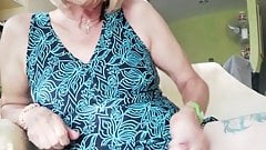 Jenifer needs fucking and a hand to frig her cock