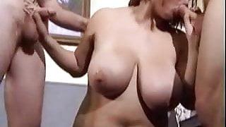 Helena on threesome 2