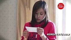 KOREA1818.COM - Home Alone Teen Girl Korean