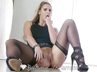 Phoenix marie and facial - Puremature big tit milf phoenix marie fucked with facial