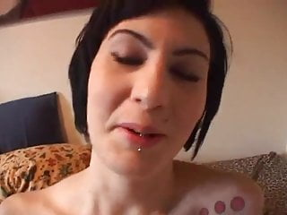 Pixies porn - Cute goth pixie fuck and blow for anal