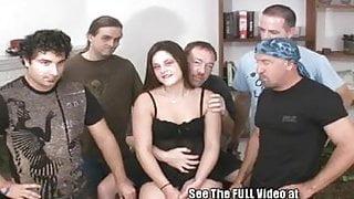 Perfect Pussy Slut Bukkake