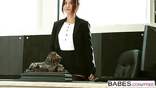 Babes - Office Obsession - Ryan Driller and Isabella De Sant