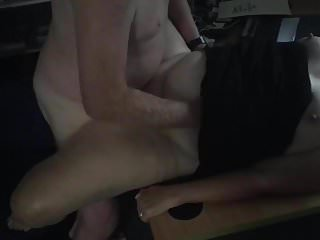 Dont cum inside wife - Stranger cums inside wife