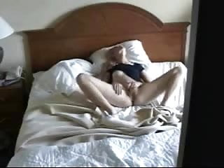 Masturbate hidden cam Hidden cam catche my young aunt masturbating