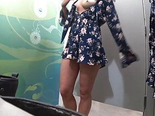 Fully erected penis - Fully exposed teen in dressing room
