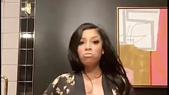 K Michelle, Boobs Out