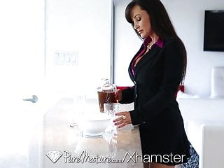 Lisa ann softcore Hd - puremature busty lisa ann loves to taste cum