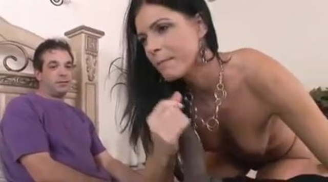 Amateur big tit squatting dildo