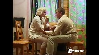 Russian Cougar Margaret Get Fuck By Younger Men