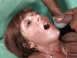 Milf moms love the athletes Hot moms love semen