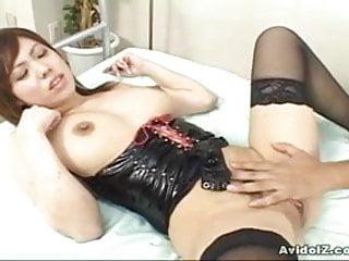 Big tits fucked behind - Big tits asian miu satsuki fucked from behind
