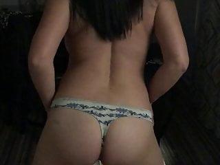 Topless casting girl slut Slut wife janice slutwife janice thong dance topless
