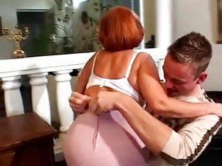 Big boob vidoe Big boob grandma needs young hard cock
