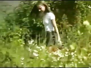 Cute teen orgy - Cute teens having an orgy outdoors
