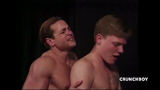 31 2 amazing fun bisex gang bang with straight boy curious
