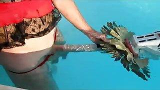 swimming pool robot1