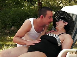 Dildo cleaner - Grandma margot t cheat on husband with a young pool cleaner